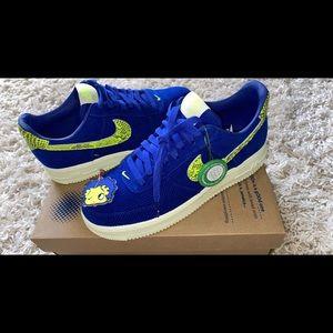 Violet Olivia Kim's, Nike Air Force 1s
